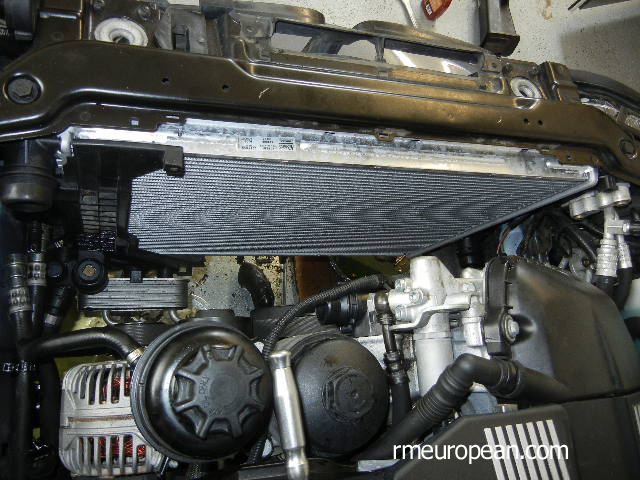how to put coolant in bmw 325i