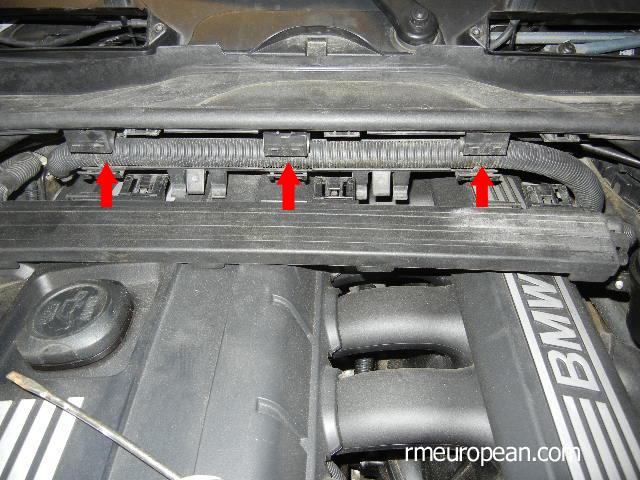 BMW E90 Ignition Coil or Spark Plug Replacement DIY 325i 330i 328i 328xi