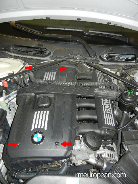 BMW E90 Ignition Coil or Spark Plug Replacement DIY 325i