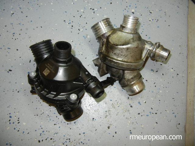 Bmw E90 Thermostat Replacement Diy 325xi 328xi 330xi