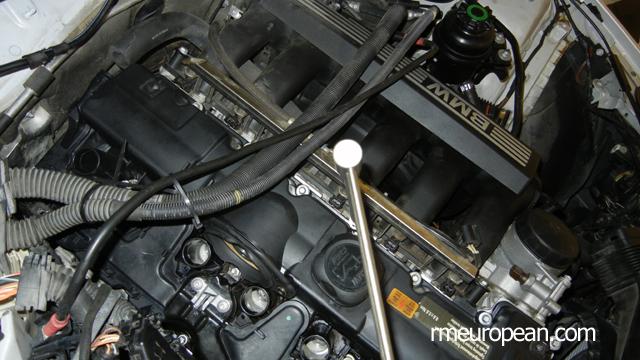 BMW E90 E91 E92 E93 Valve Cover Gasket Replacement DIY N52N