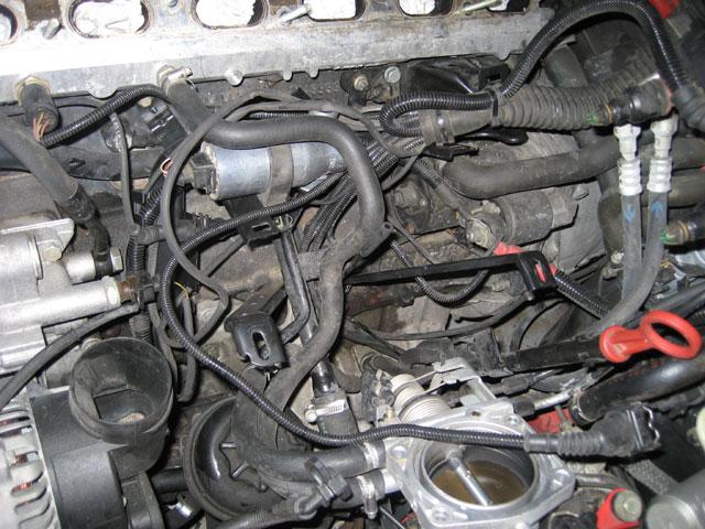 bmw e36 engine diagram intake