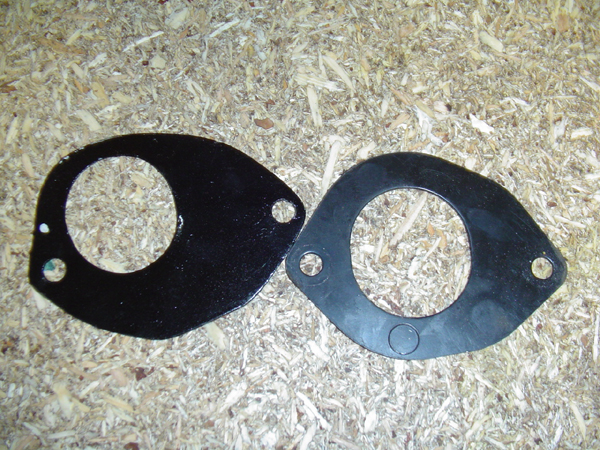 BMW E30 Rack Swap Firewall Plate